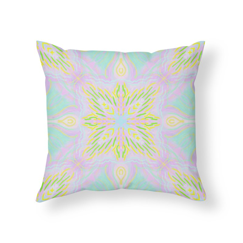 Marrokkoko in Throw Pillow by Alvestegui's Artist Shop
