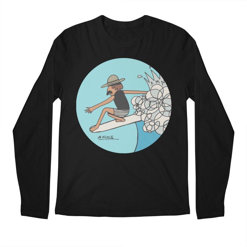 Hang Fivies Men's Longsleeve T-Shirt by Alwrath's Artist Shop
