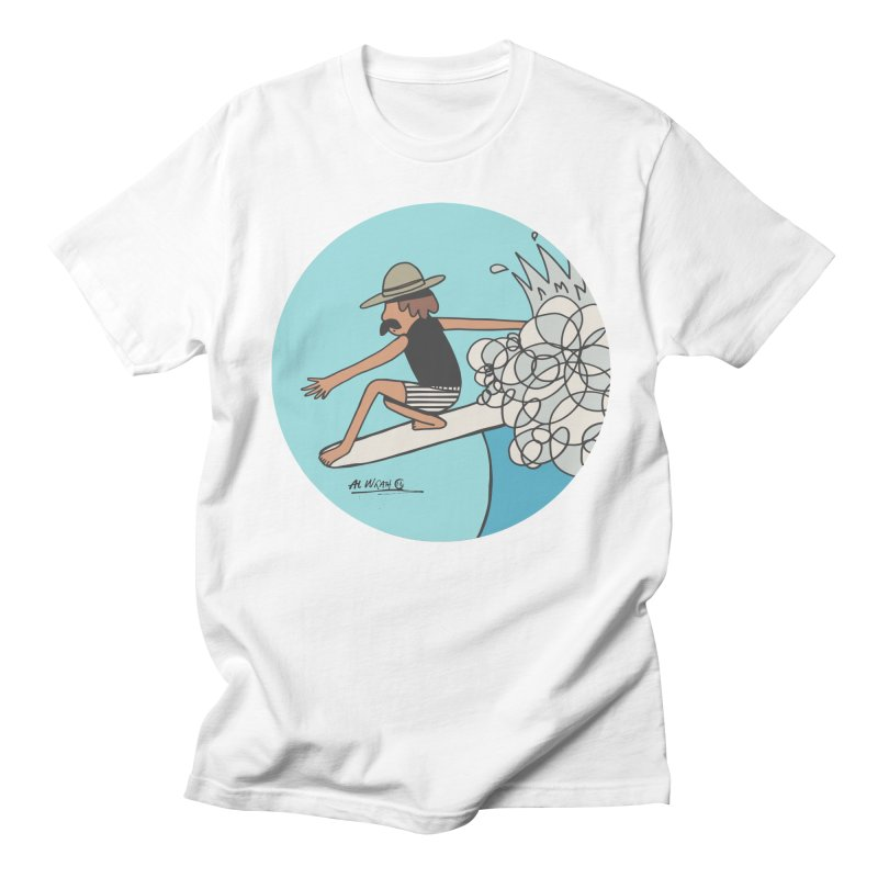 Hang Fivies Women's Unisex T-Shirt by Alwrath's Artist Shop