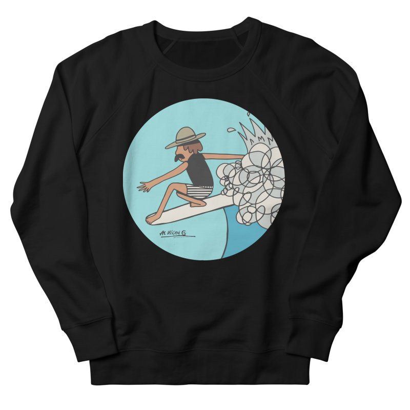 Hang Fivies Men's Sweatshirt by Alwrath's Artist Shop
