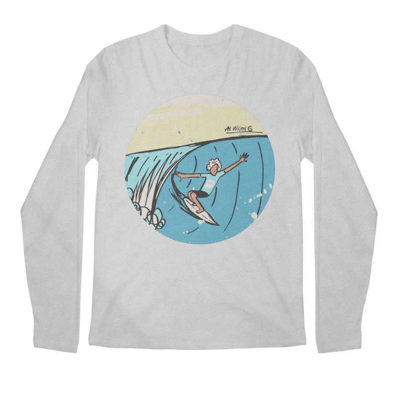 JJF Billabong Pro Tahiti Men's Regular Longsleeve T-Shirt by Alwrath's Artist Shop