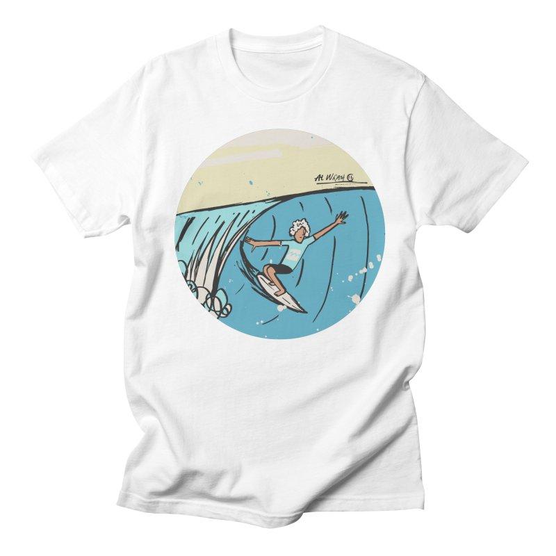 JJF Billabong Pro Tahiti Men's T-Shirt by Alwrath's Artist Shop