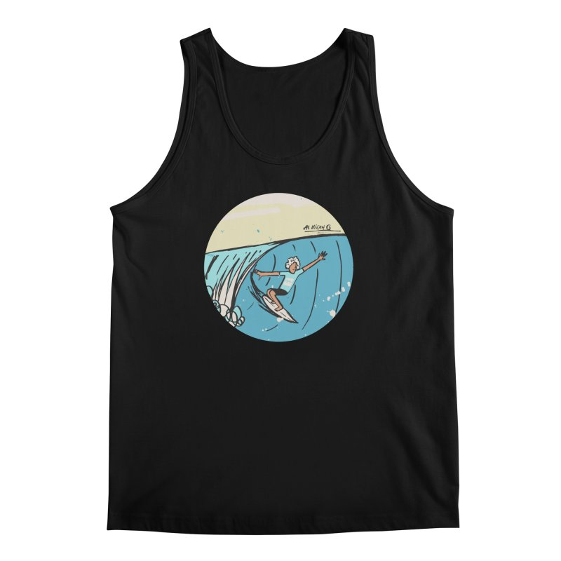 JJF Billabong Pro Tahiti Men's Tank by Alwrath's Artist Shop