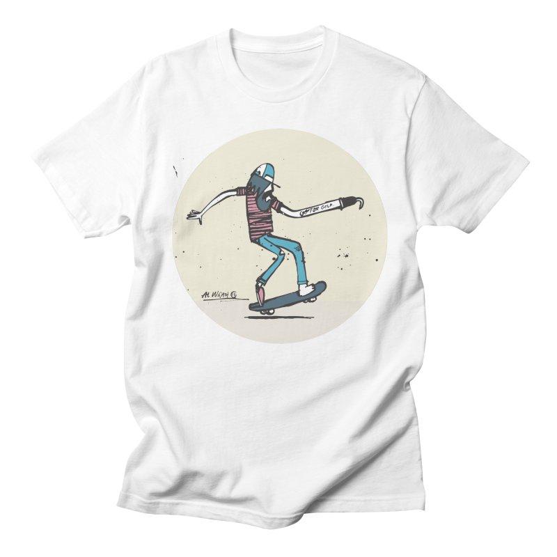 Hooky Men's T-Shirt by Alwrath's Artist Shop