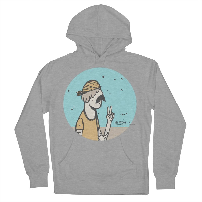 Mikey Men's Pullover Hoody by Alwrath's Artist Shop