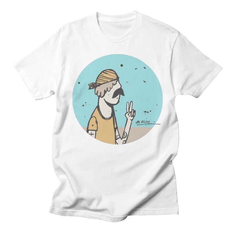 Mikey Men's T-Shirt by Alwrath's Artist Shop