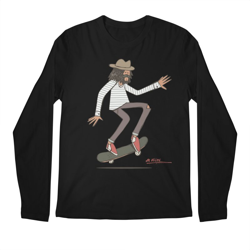 Olly Men's Longsleeve T-Shirt by Alwrath's Artist Shop