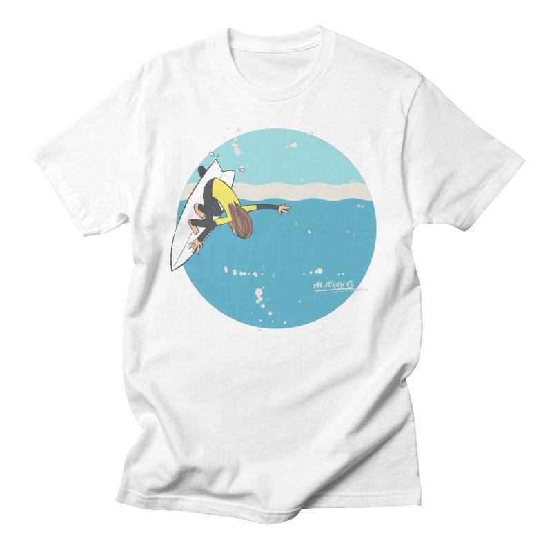 Wilko at Bells Men's T-Shirt by Alwrath's Artist Shop