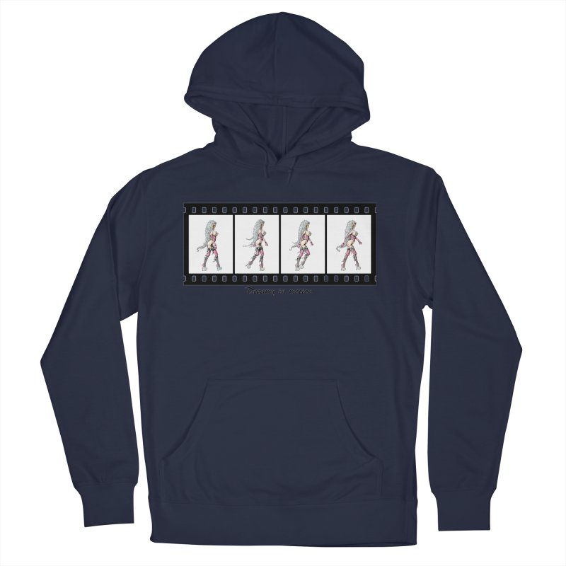 Dreamy in Motion Men's Pullover Hoody by AmandaHoneyland's Artist Shop