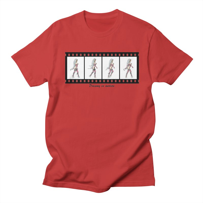Dreamy in Motion Men's T-Shirt by AmandaHoneyland's Artist Shop