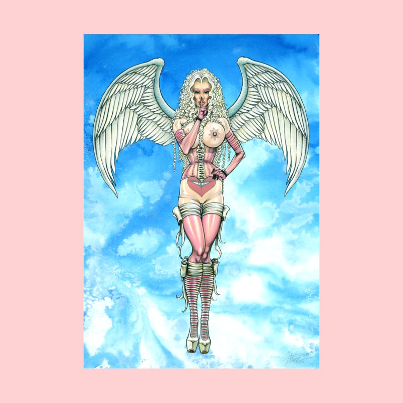 Angel Dreamy by AmandaHoneyland's Artist Shop
