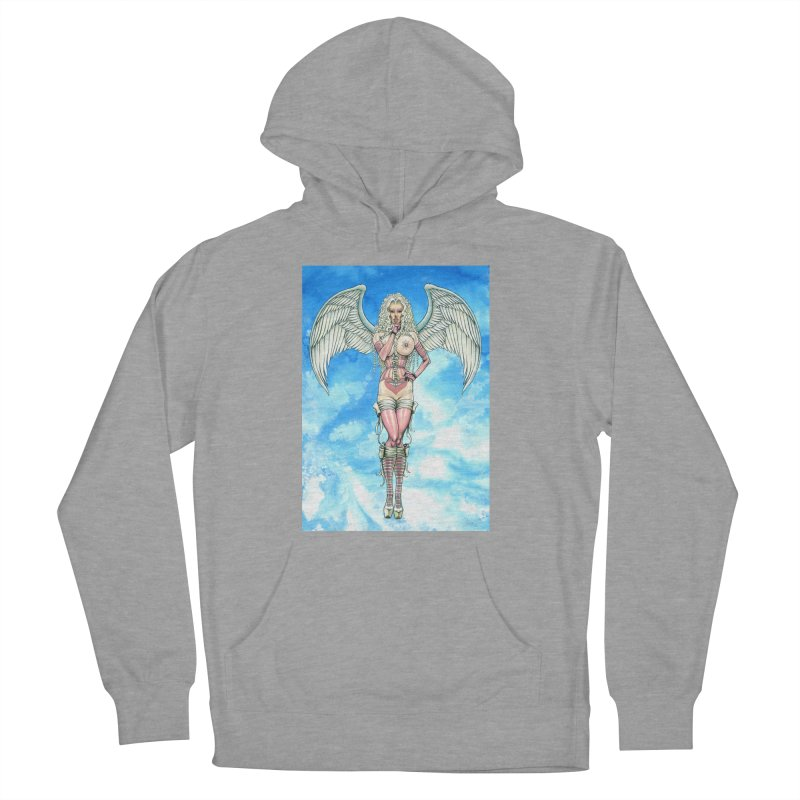 Angel Dreamy Women's Pullover Hoody by AmandaHoneyland's Artist Shop