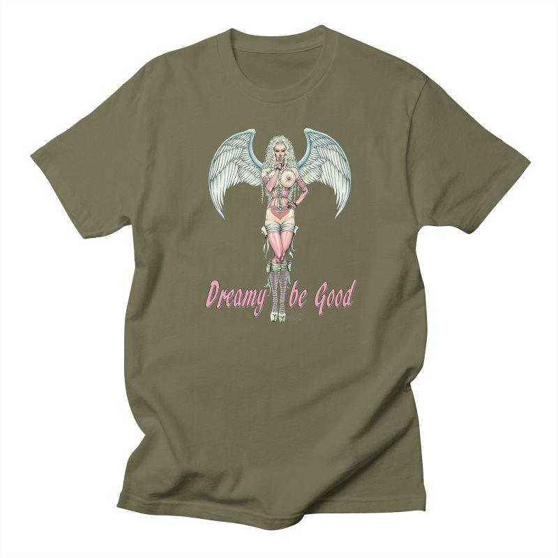 Dreamy be good Men's Regular T-Shirt by AmandaHoneyland's Artist Shop