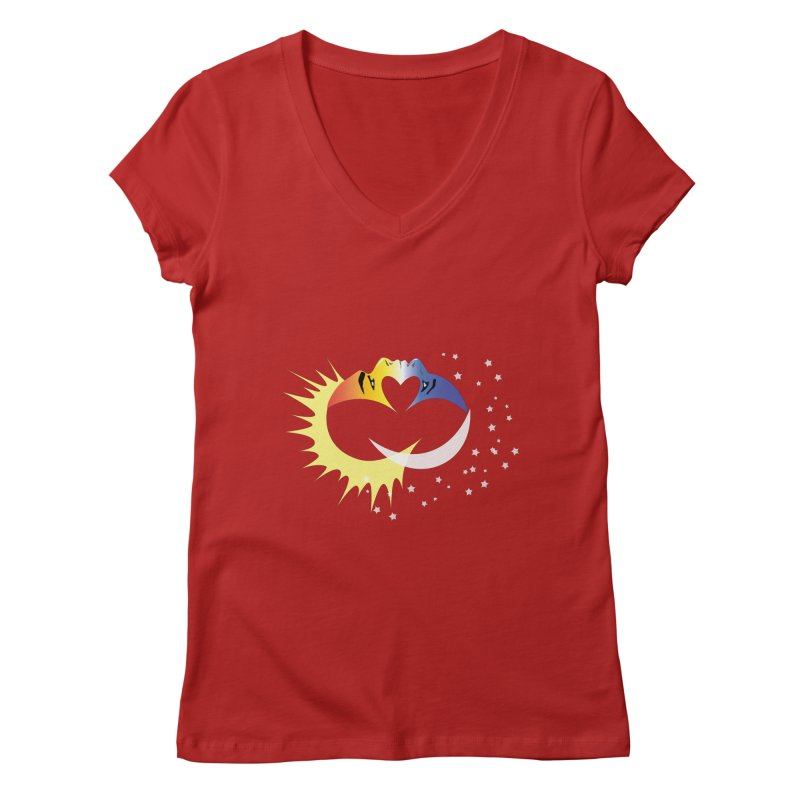Sun Moon Love People   by Ambivalentine's Shop