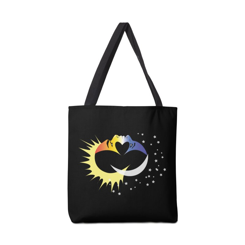 Sun Moon Love People Accessories Beach Towel by Ambivalentine's Shop