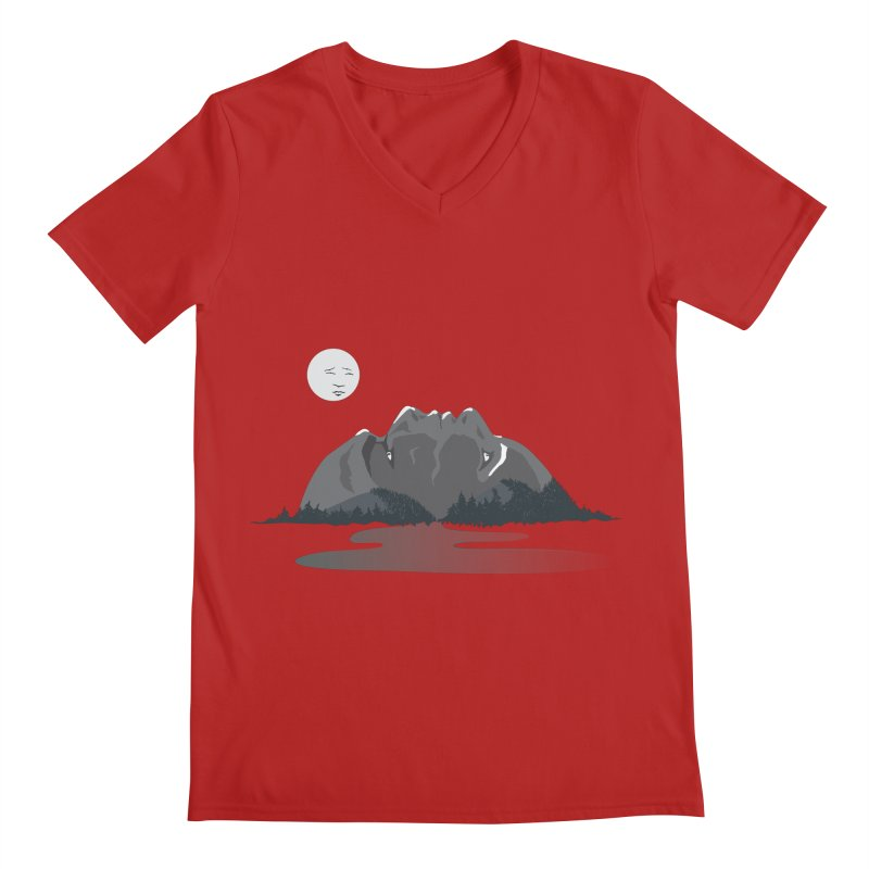 Mountain Faces   by Ambivalentine's Shop