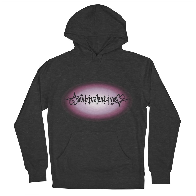Ambivalentine Women's French Terry Pullover Hoody by Ambivalentine's Shop