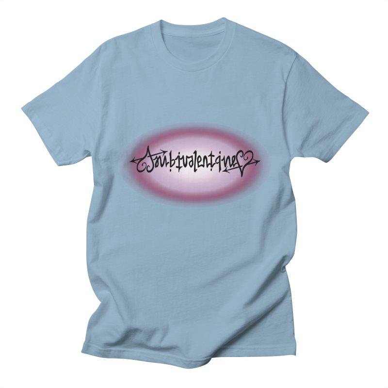 Ambivalentine Men's Regular T-Shirt by Ambivalentine's Shop