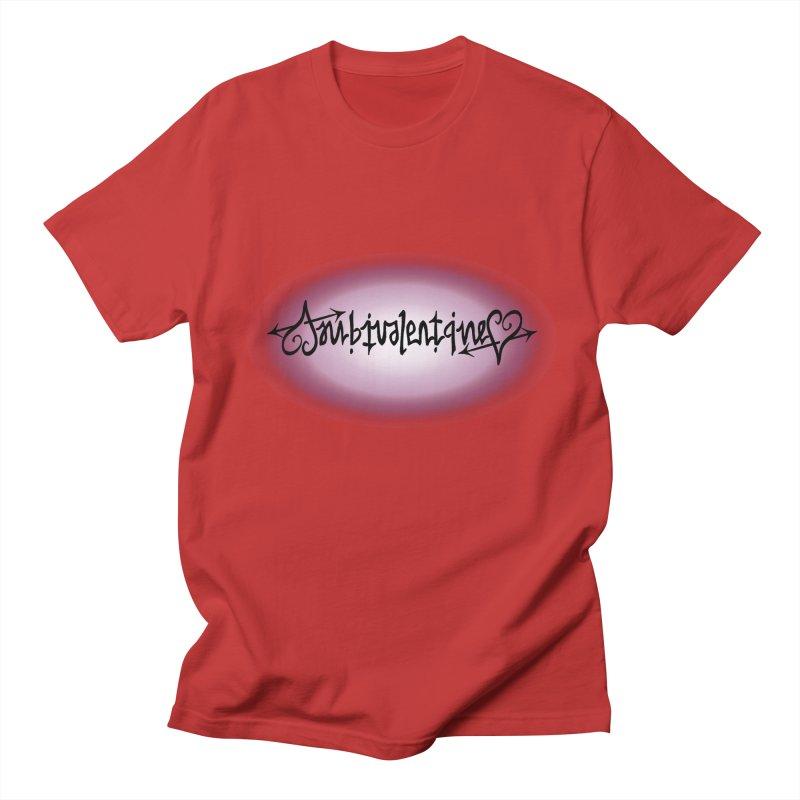 Ambivalentine Men's T-shirt by Ambivalentine's Shop