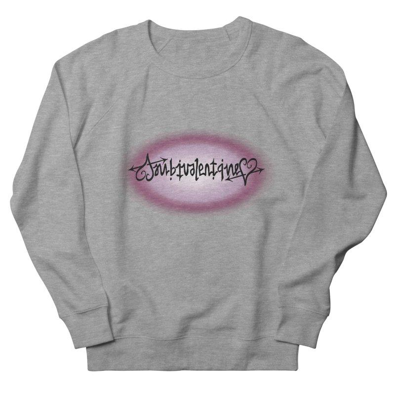 Ambivalentine Men's French Terry Sweatshirt by Ambivalentine's Shop