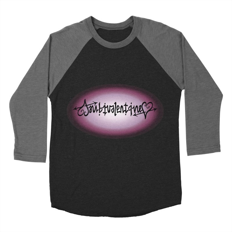 Ambivalentine Women's Baseball Triblend T-Shirt by Ambivalentine's Shop