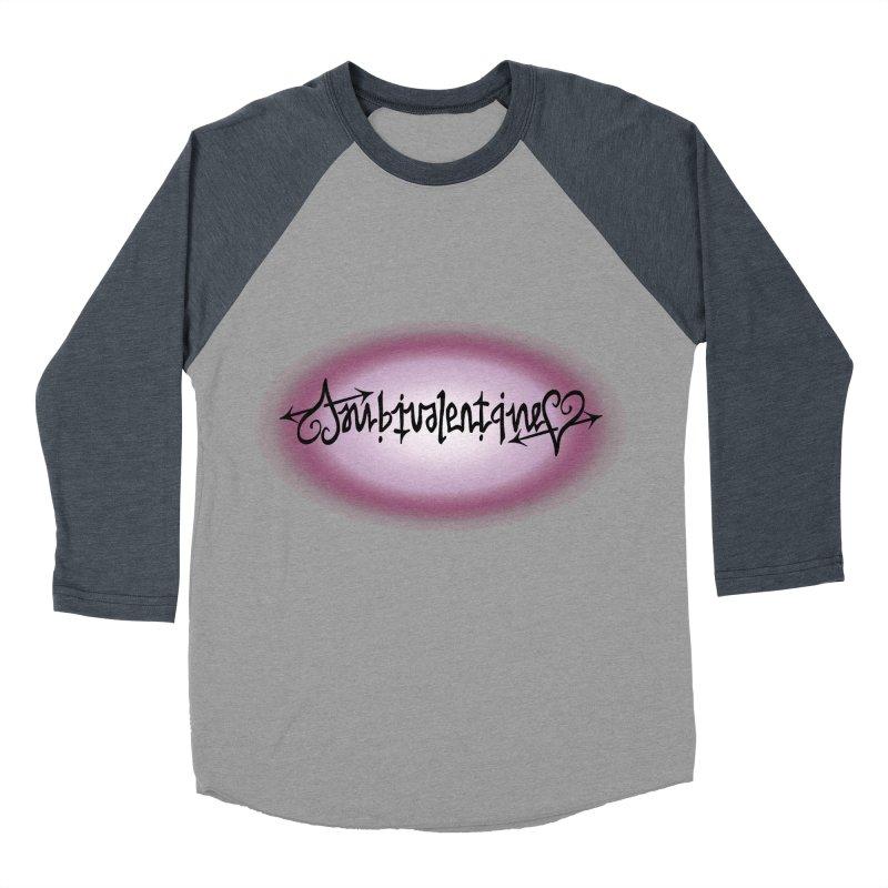Ambivalentine Women's Baseball Triblend Longsleeve T-Shirt by Ambivalentine's Shop