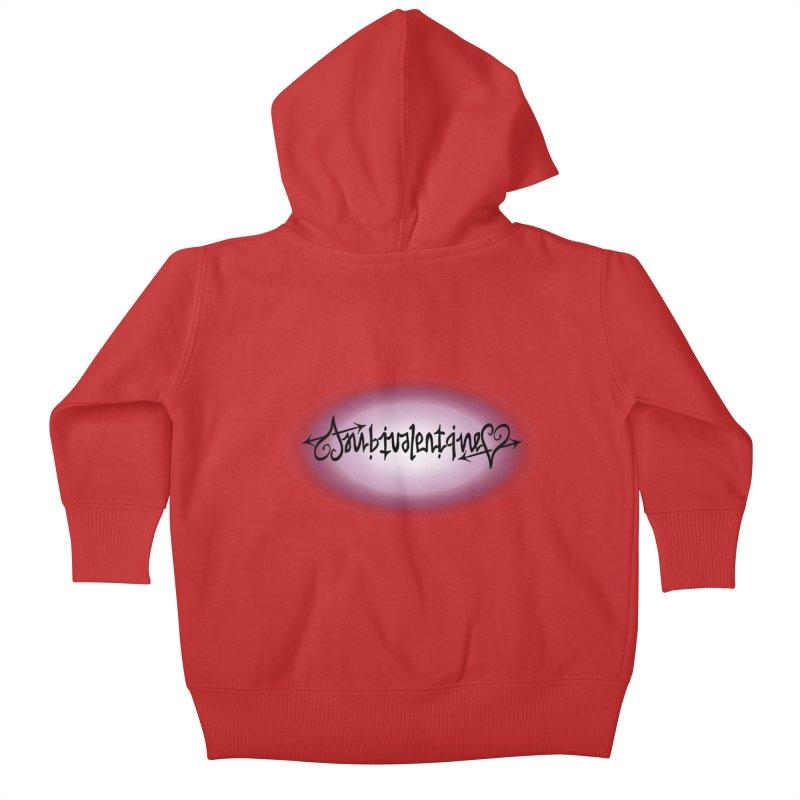 Ambivalentine Kids Baby Zip-Up Hoody by Ambivalentine's Shop