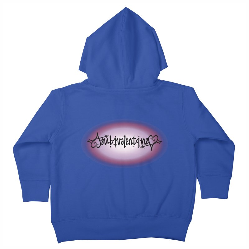 Ambivalentine Kids Toddler Zip-Up Hoody by Ambivalentine's Shop