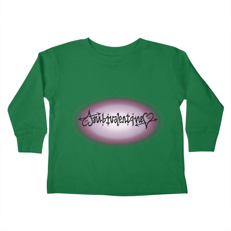 Ambivalentine Kids Toddler Longsleeve T-Shirt by Ambivalentine's Shop
