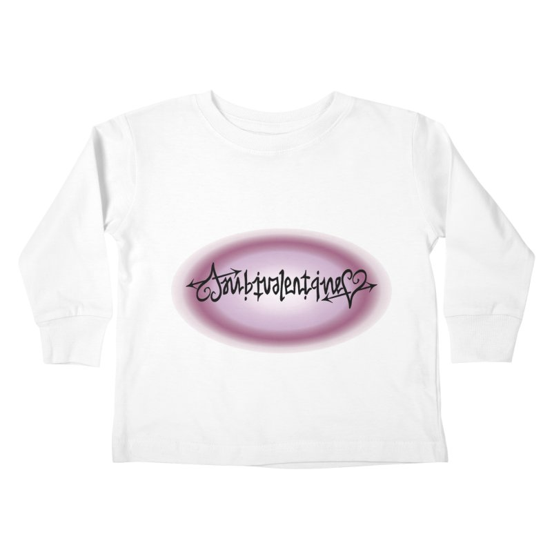 Ambivalentine Kids Toddler Longsleeve T-Shirt by Ambivalentine's Shop