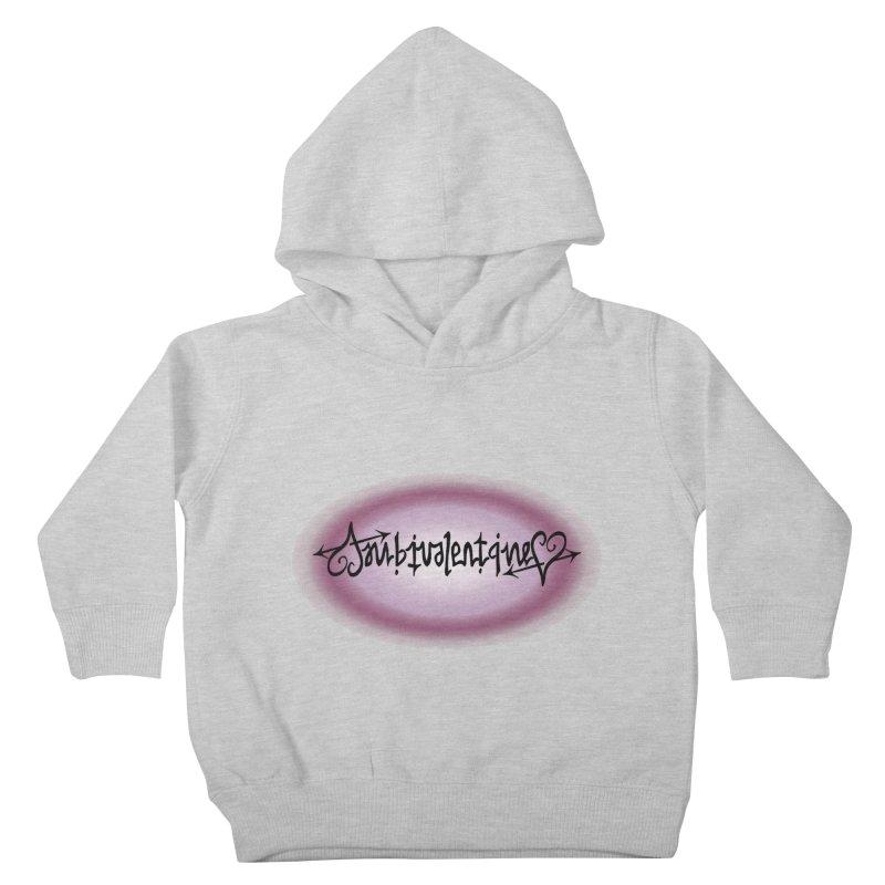 Ambivalentine Kids Toddler Pullover Hoody by Ambivalentine's Shop