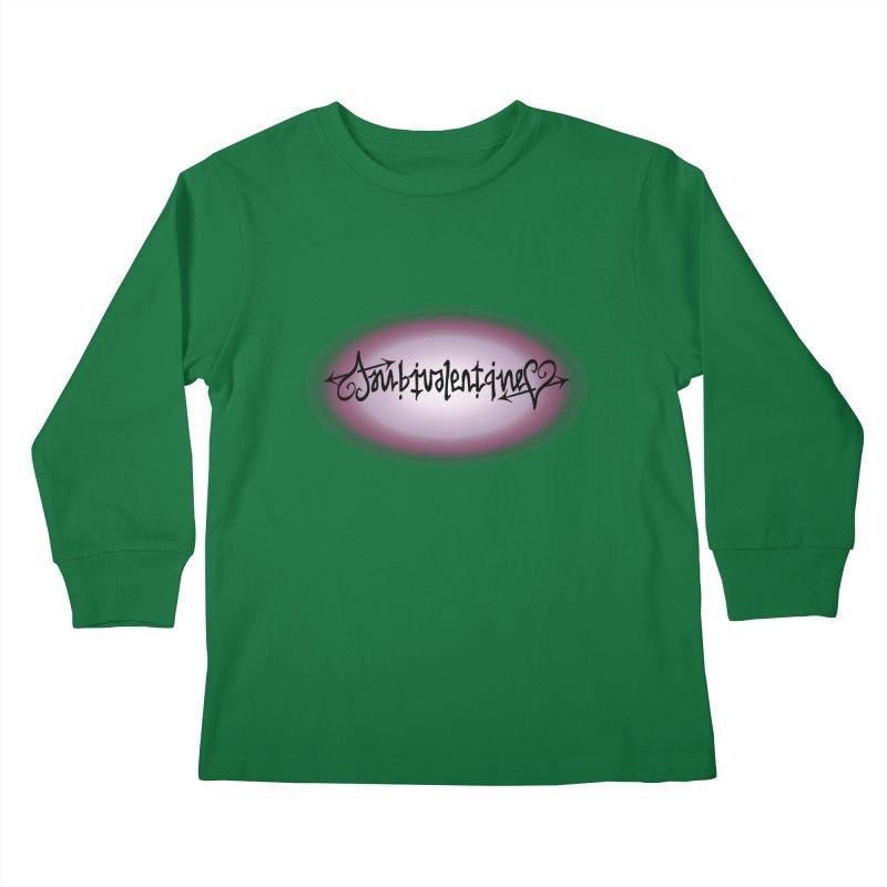 Ambivalentine Kids Longsleeve T-Shirt by Ambivalentine's Shop