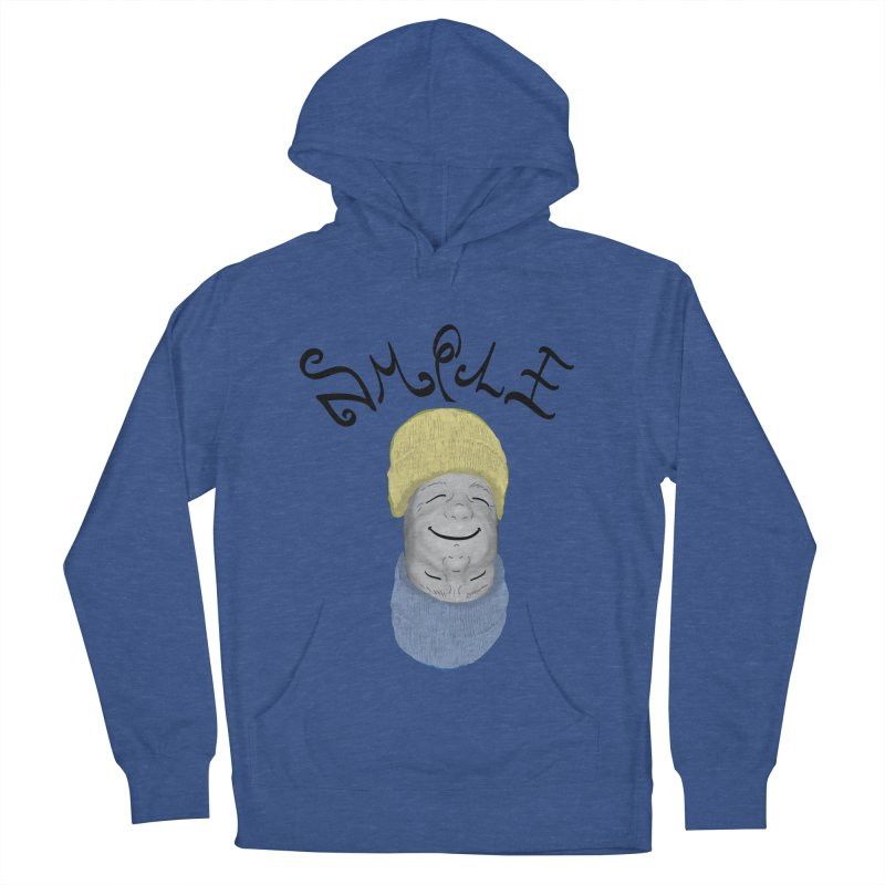 Frown Upside Down! Women's Pullover Hoody by Ambivalentine's Shop