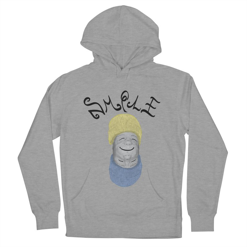 Frown Upside Down! Men's Pullover Hoody by Ambivalentine's Shop