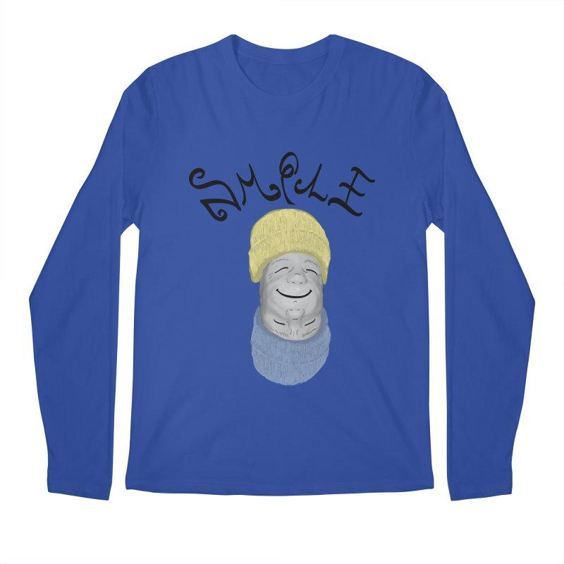Frown Upside Down! Men's Longsleeve T-Shirt by Ambivalentine's Shop