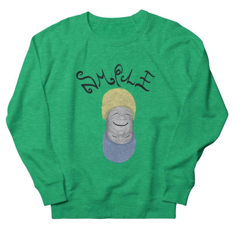 Frown Upside Down! Women's Sweatshirt by Ambivalentine's Shop