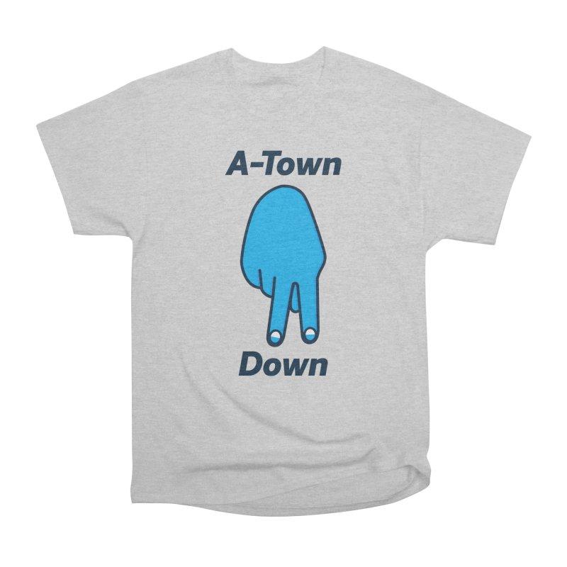 A-Town Down Women's Heavyweight Unisex T-Shirt by