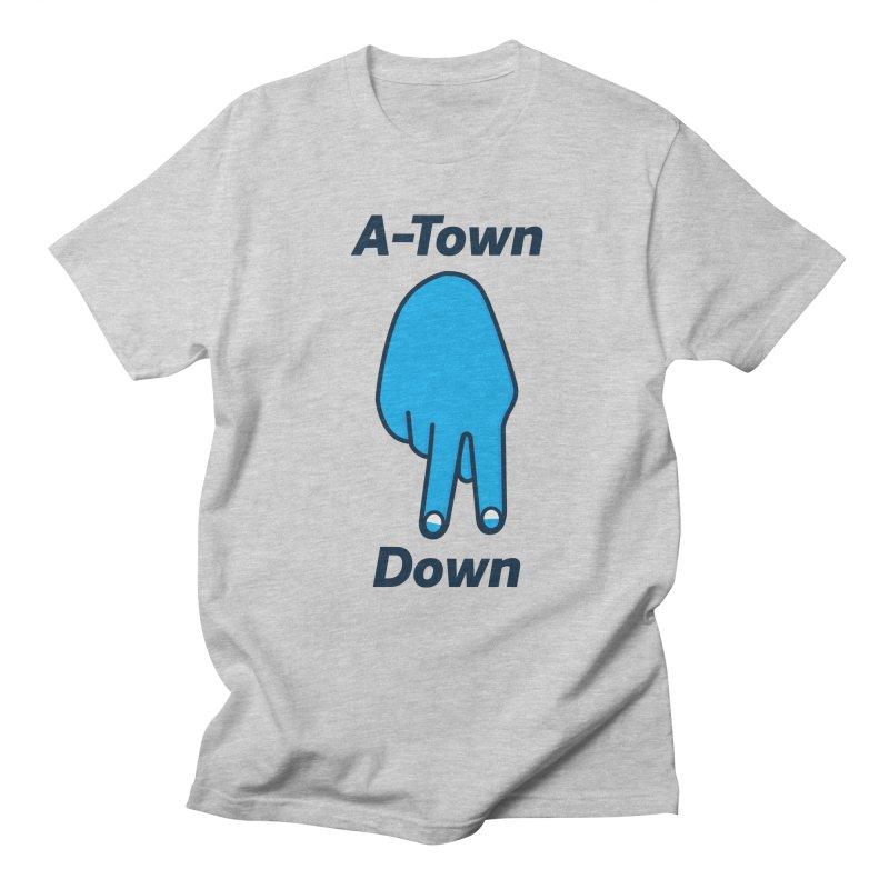 A-Town Down Men's Regular T-Shirt by
