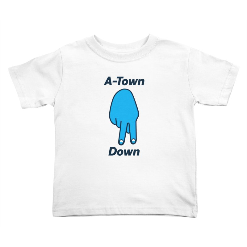 A-Town Down Kids Toddler T-Shirt by
