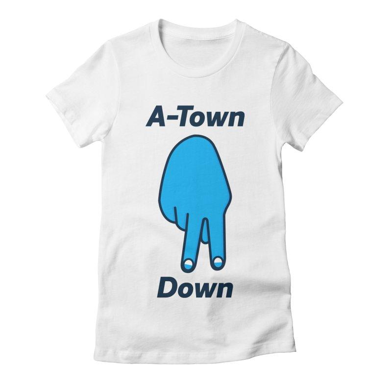 A-Town Down Women's T-Shirt by