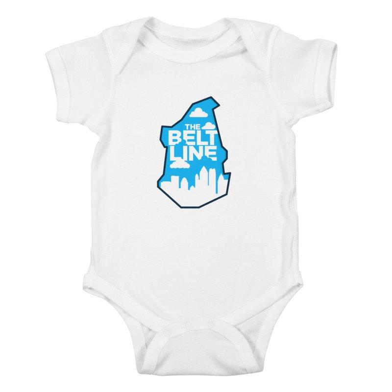 Atlanta Beltline Kids Baby Bodysuit by