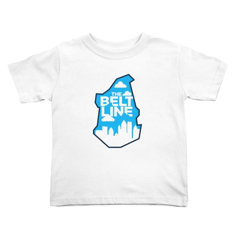 Atlanta Beltline Kids Toddler T-Shirt by