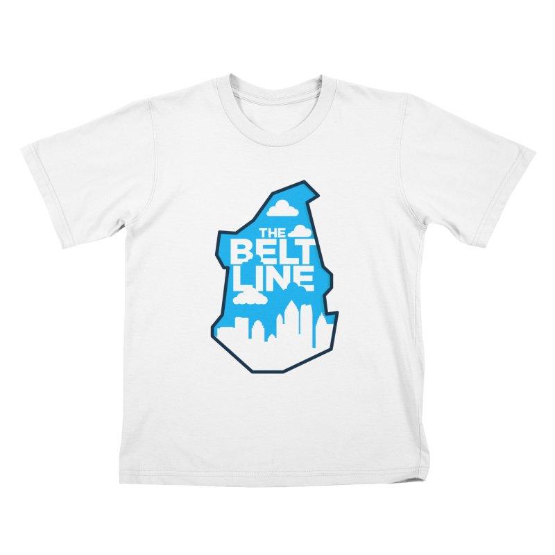 Atlanta Beltline Kids T-Shirt by