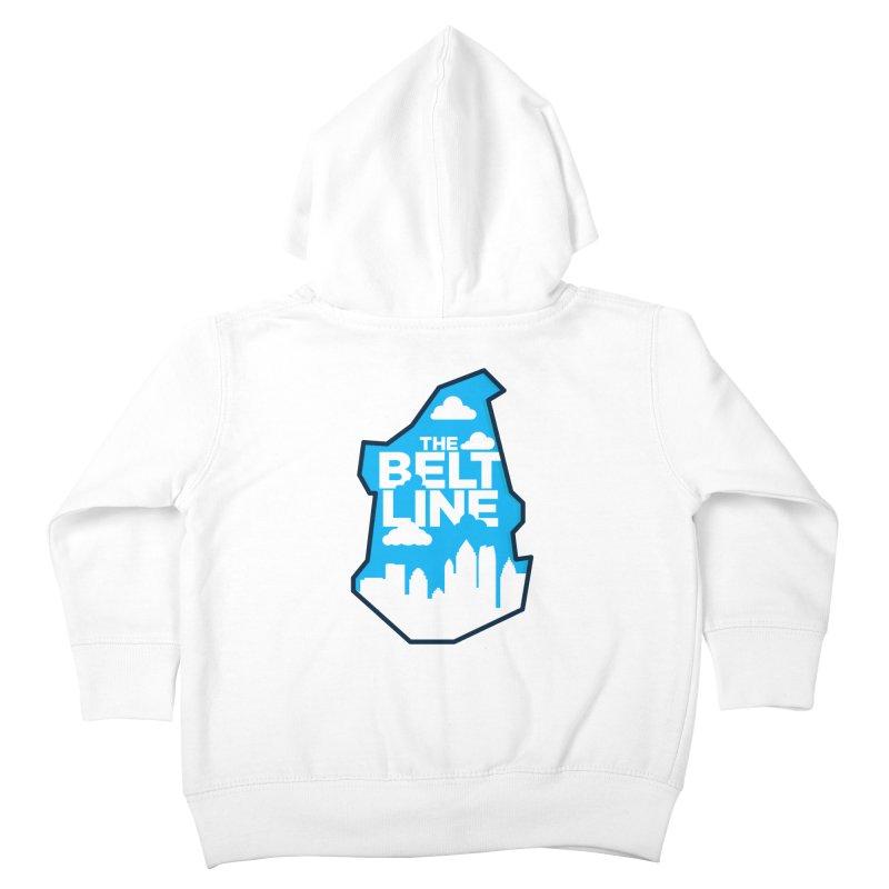Atlanta Beltline Kids Toddler Zip-Up Hoody by