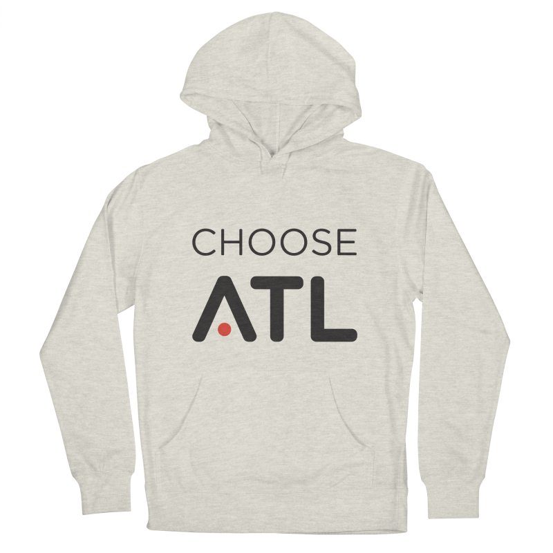 Choose ATL Men's French Terry Pullover Hoody by