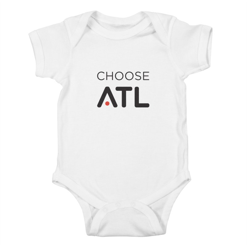 Choose ATL Kids Baby Bodysuit by