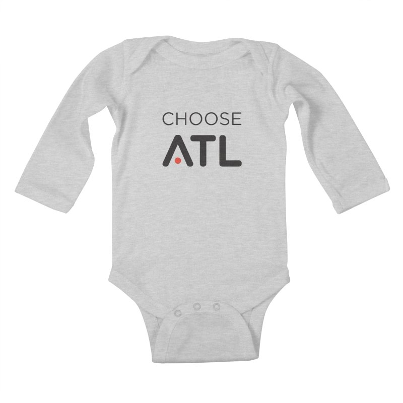 Choose ATL Kids Baby Longsleeve Bodysuit by