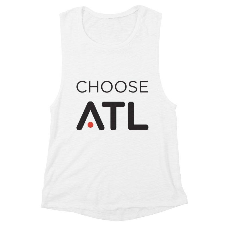 Choose ATL Women's Muscle Tank by