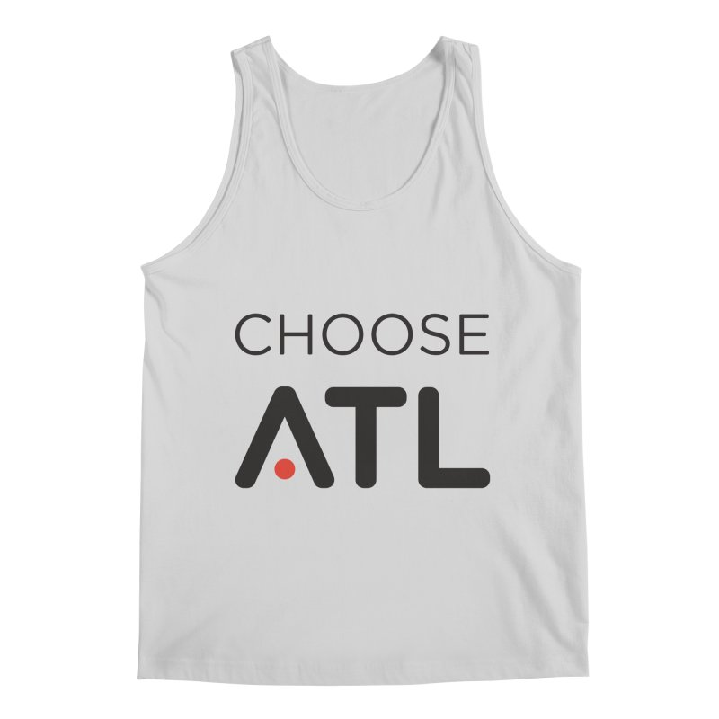 Choose ATL Men's Regular Tank by