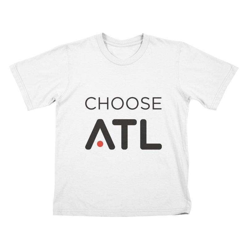 Choose ATL Kids T-Shirt by